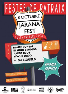 Jarana Fest Patraix