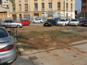 Nueva plaza