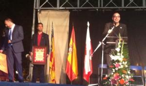 Recogen el Premio Jesús Peris y Javier Mozas