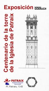 cartel exposición Goerlich