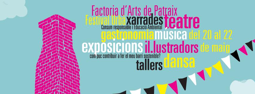 Programación Factoría d'Arts de Patraix