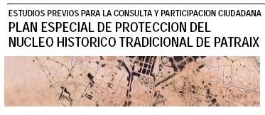 Reuniones informativas sobre la consulta participativa del Plan Especial de Protección del Casco  Histórico de Patraix