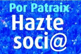 Hazte Socio por Patraix