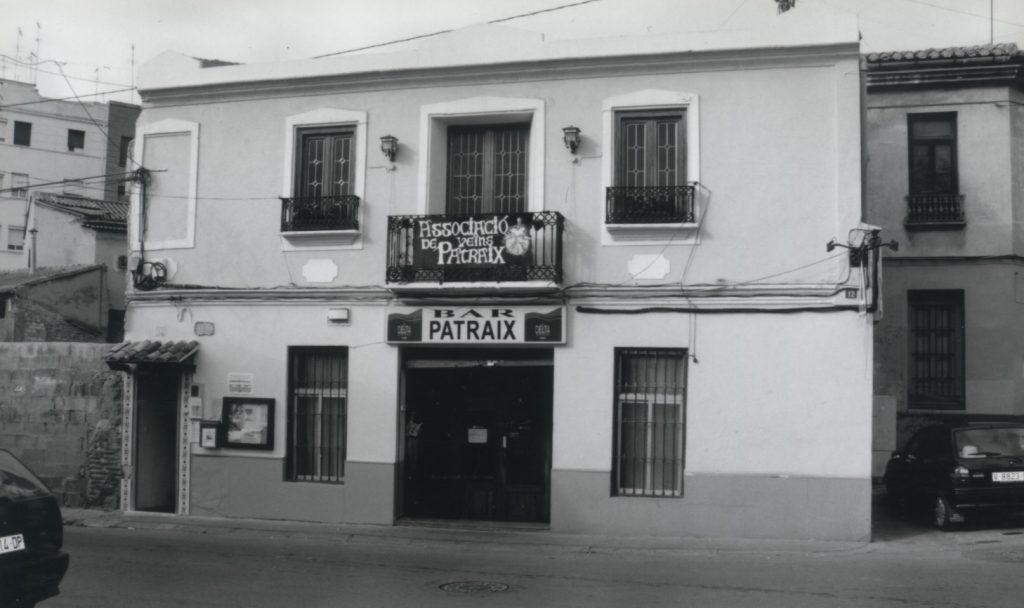 Antiguo Ayuntamiento de Patraix