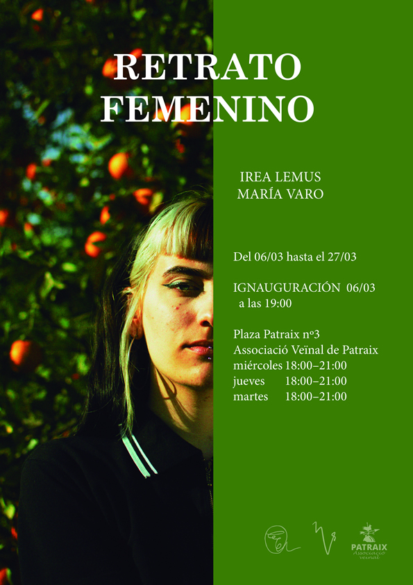 """Exposició """"Retrato femenino"""" per Irea Lemus i María Varo"""