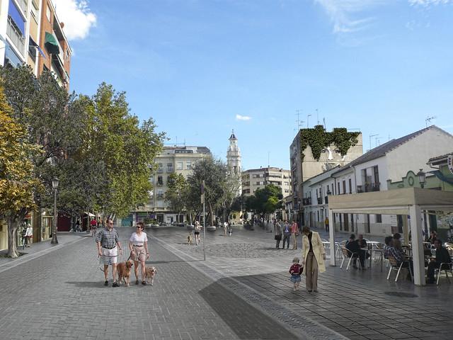 Se presenta el plan especial de protección del casco histórico de Patraix