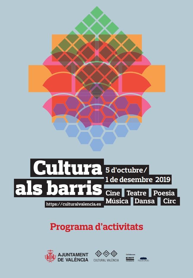 Cultura als barris lleva a la Plaza de Patraix diversos actos musicales