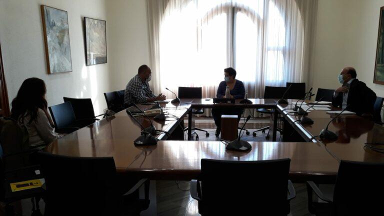 Reunión Patraix Ayuntamiento