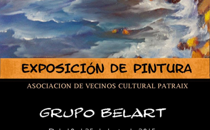 Exposición de pinturas del Grupo Belart