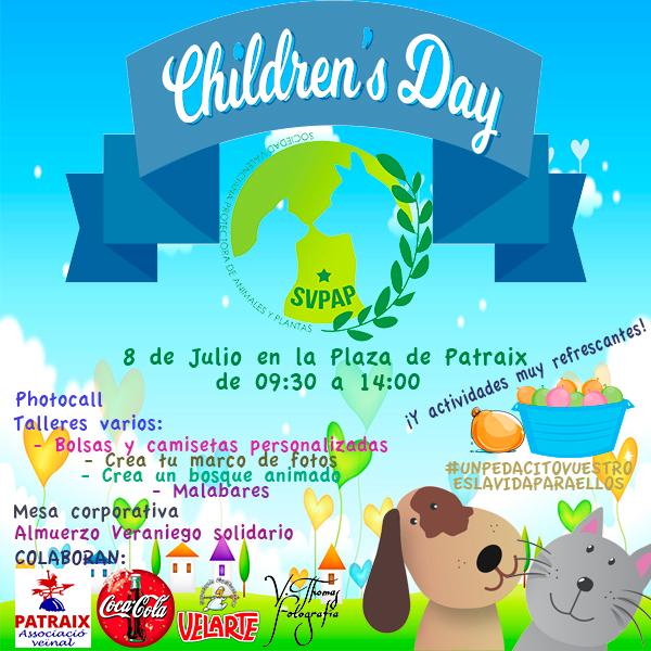 Children's day – SVPAP