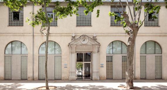 Archivo de la Diputación de València en Patraix