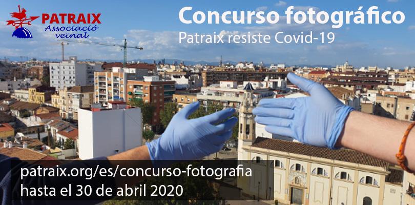 Concurso de fotografía solidario