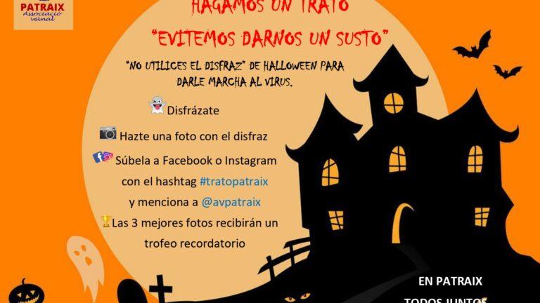 Halloween Patraix