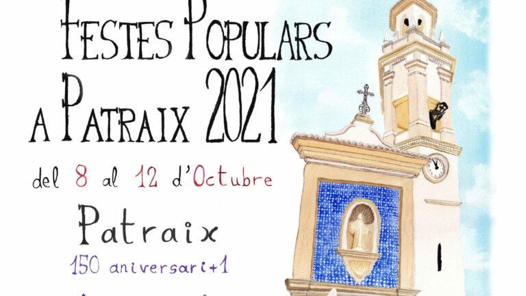 Fiestas Populares de Patraix 2021